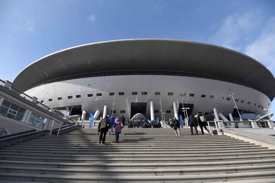 При заключении контракта на благоустройство территории у стадиона нарушен закон, решила комиссия ФАС