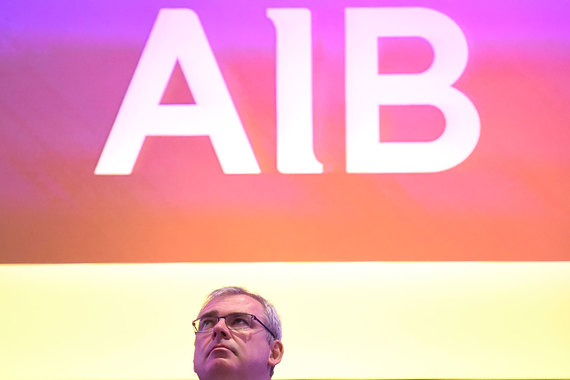 Ирландия проведет IPO национализированного в кризис Allied Irish Bank