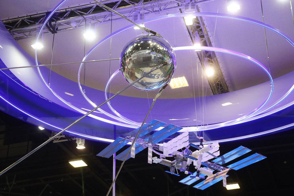 На ПМЭФе обсудили будущее космической отрасли