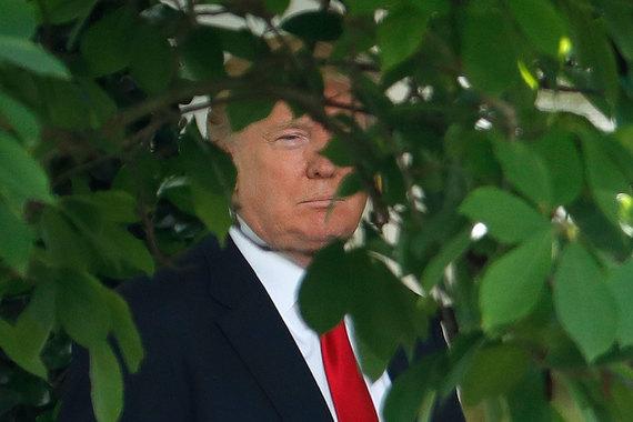 «Мы должны быть благодарны президенту Трампу, сегодня в Москве, говорят, снег даже был, здесь [в Санкт-Петербурге] дождь, холодина такая. Теперь можно все свалить на него и на американский империализм. Но мы этого делать не будем», — пошутил Путин, призывая не осуждать американского президента за решение о выходе США из Парижского соглашения по климату