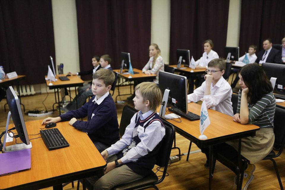 «Яндекс» и «Ростех» пойдут в школу