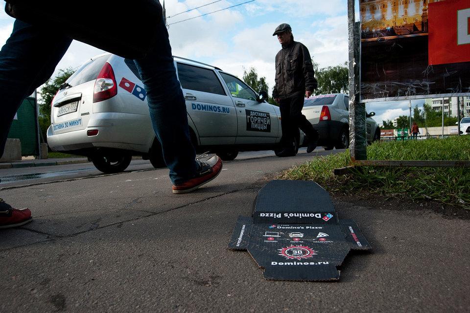 Чтобы доставить пиццу за 10 минут, производители пускают в ход и новые рецепты, и необычные средства доставки типа дронов
