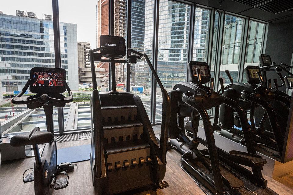 Один из крупных агрегаторов – компания ClassPass предлагает услуги посещения фитнес-залов