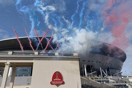 Гигантские затраты на стадион сводят экономический эффект к нулю