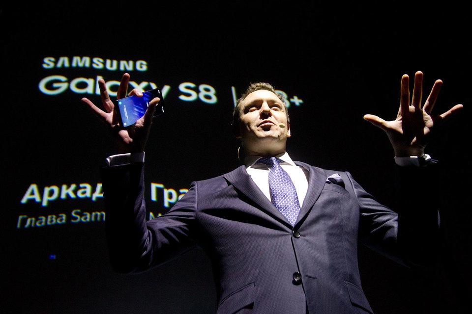 Директор «Samsung Mobile Россия» покинул компанию