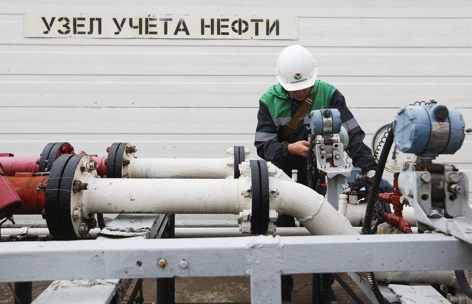 Компании говорили о совместном проекте по маркетингу нефти