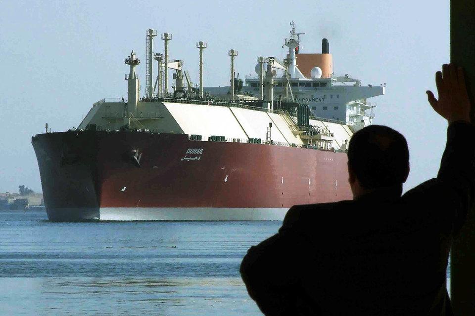 На Катар приходится 15% всех закупок газа Японией