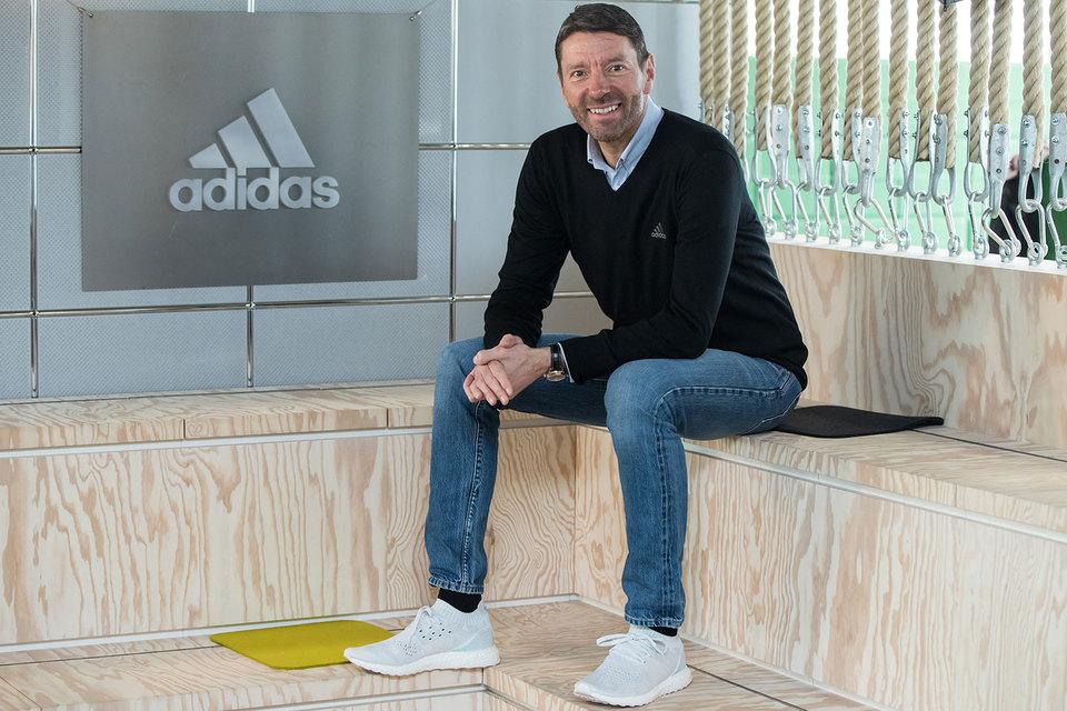 Каспер Рорштед, гендиректор Adidas