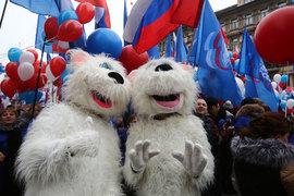 Высший совет «Единой России» приступил к поиску «образа желаемого будущего» для России