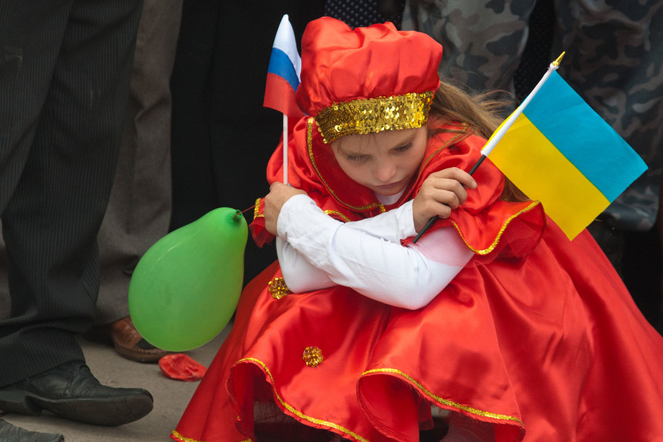 Конфликт с Украиной продолжается, накал претензий не спадает, на этом фоне продолжается конфликт с Западом