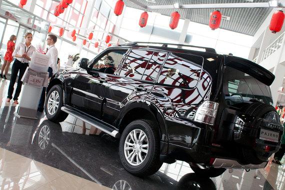 В Калуге будут выпускать Mitsubishi Pajero Sport и LCV Peugeot и Citroen