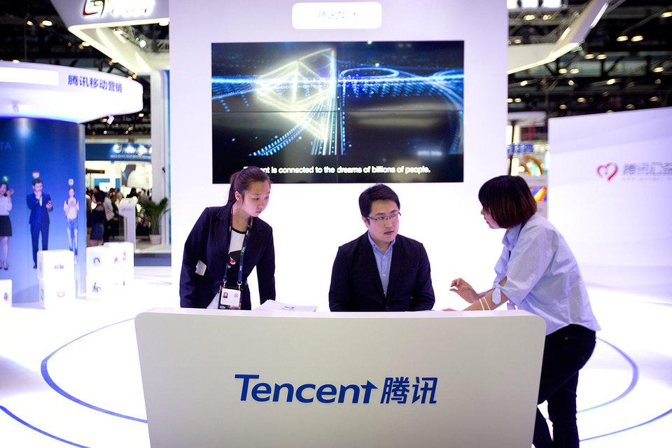Tencent – самая дорогая китайская компания с рыночной капитализацией $328 млрд