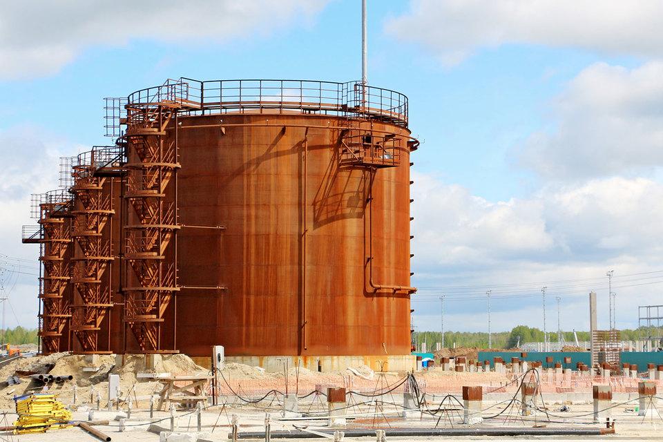 Завершение строительства «Запсибнефтехима» может дать старт IPO «Сибура»