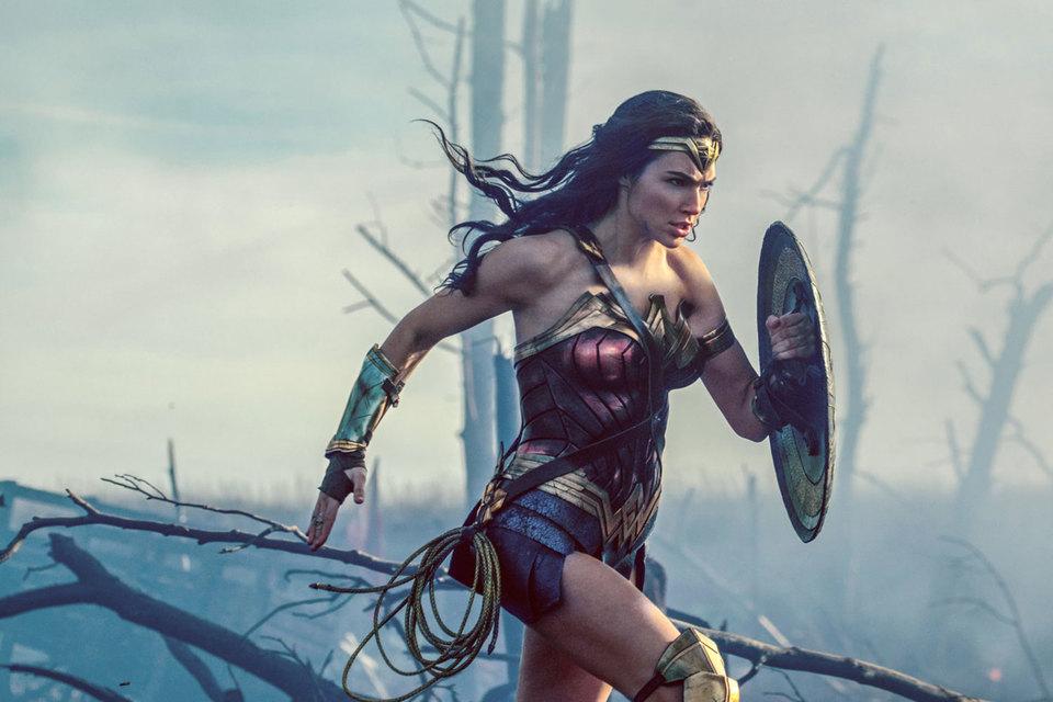 Кинокомикс «Чудо-женщина» установил в Северной Америке рекорд стартовых сборов среди фильмов, снятых женщинами