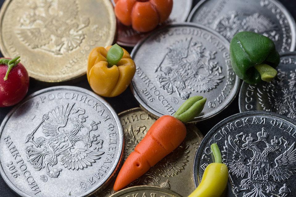 Годовая инфляция составляет 4,1%, это подтверждается среднесуточными данными Росстата и по годовой инфляции на конец апреля (4,14%)