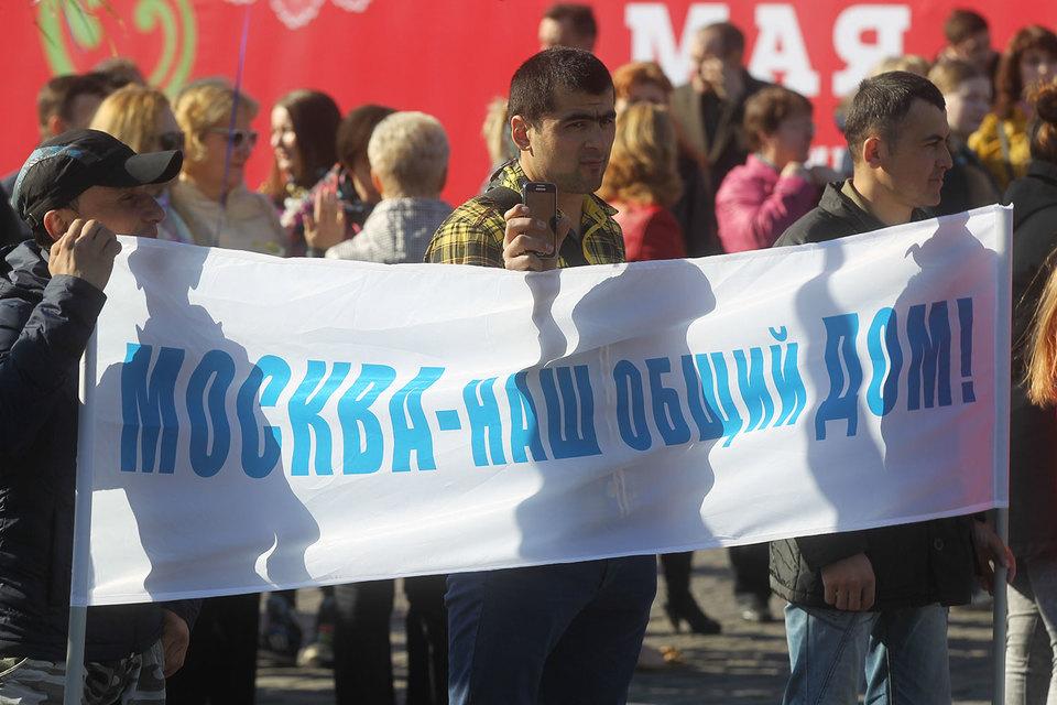 Чтобы стать российским гражданином, нужно будет принести присягу