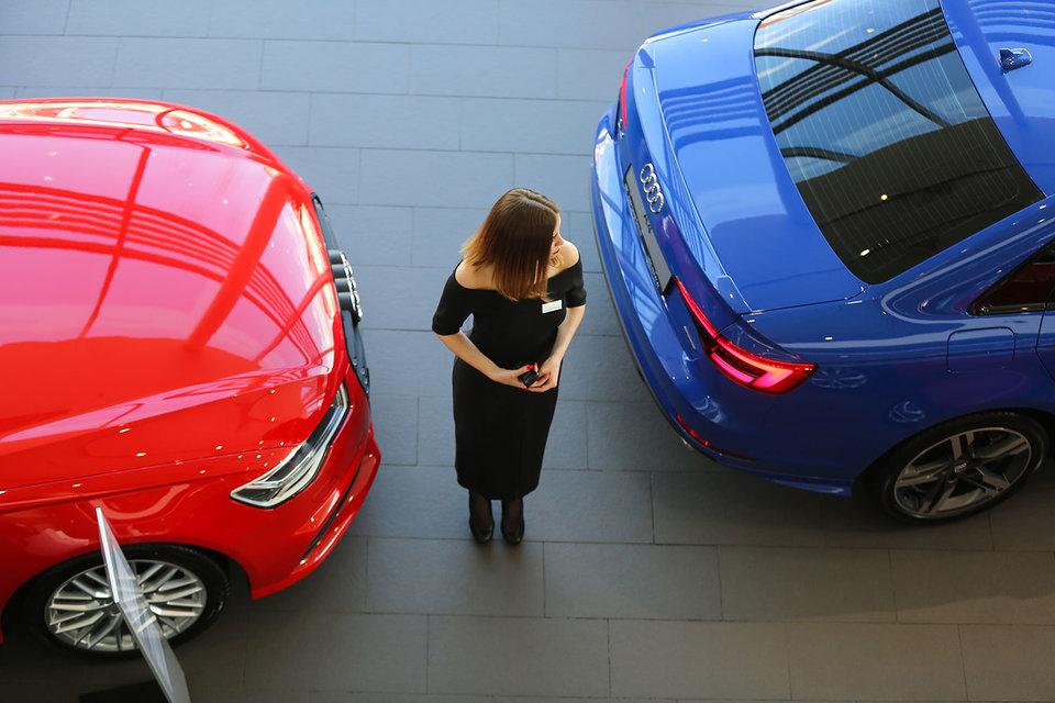 Продажи новых автомобилей выросли в мае на рекордные 14,7%