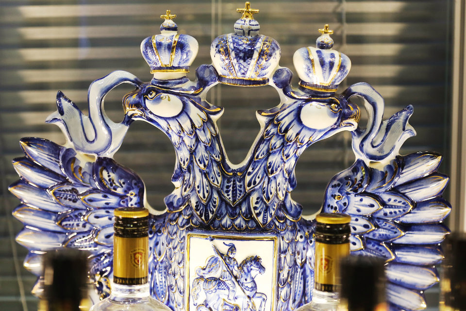 Российские марки заняли три первых места в списке самых быстрорастущих водочных брендов в мире