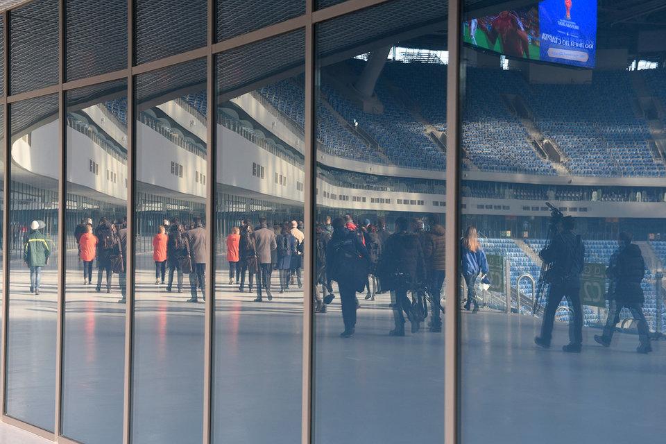 Альфа-банк расставит банкоматы на стадионах Кубка конфедераций