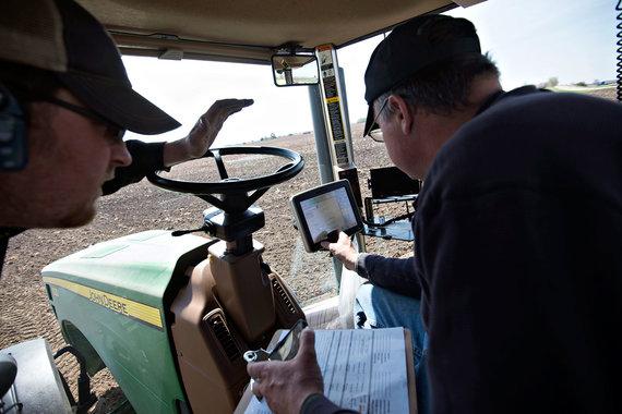 Как фермеры превращаются в управляющих мини-хедж-фондами