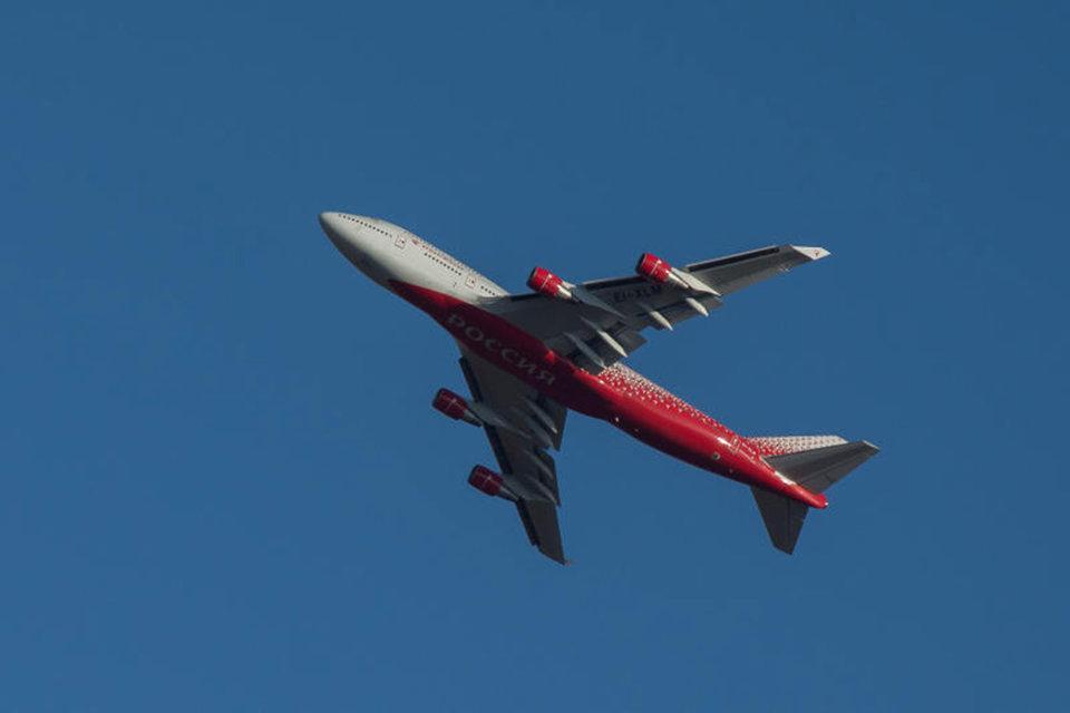 Авиакомпания «Россия» будет перевозить команды, участвующие в Кубке конфедераций 2017 г.