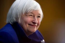 Председатель ФРС пока удовлетворена развитием ситуации в экономике