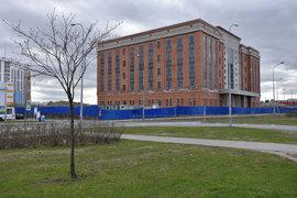 «Союзстрой» вновь выбран подрядчиком для достройки здания Московского районного суда Петербурга. Предыдущие торги отменила ФАС