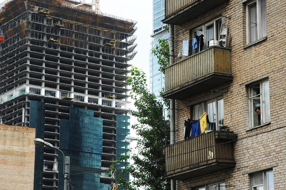 Переселение москвичей из пятиэтажек в новые дома не должно отразиться на московском бюджете