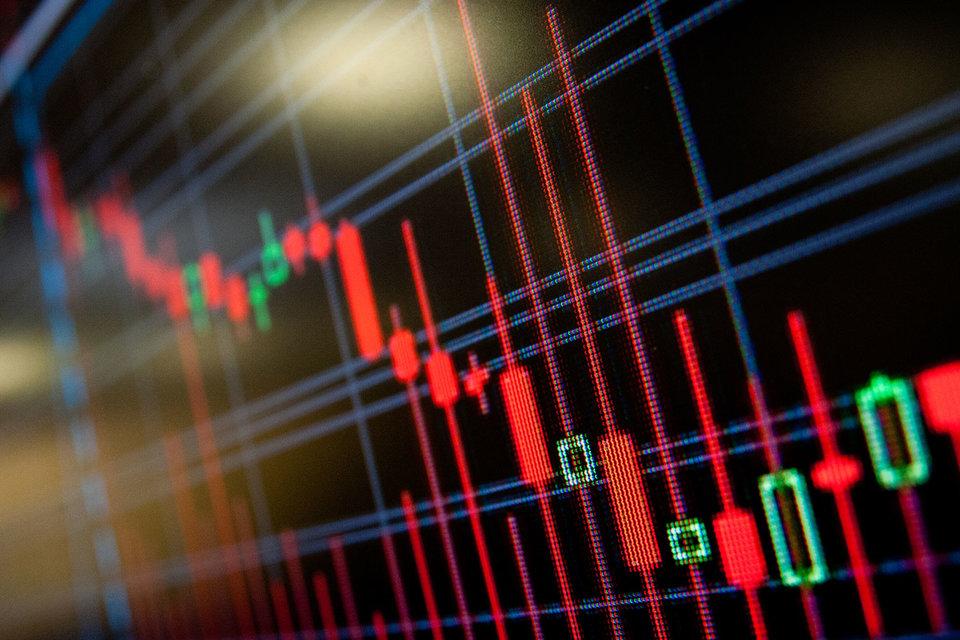 Индекс ММВБ опустился ниже 1800 пунктов
