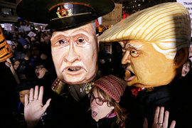 Путин: в России не считают Америку врагом