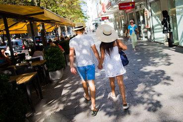 Летом 2017 г. во всех трех сегментах туризма – выездном, внутреннем и въездном – наблюдается восстановление турпотока