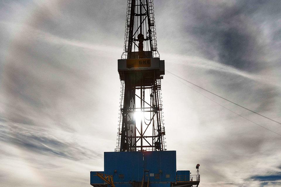 На территории Эргинского расположена часть Приобского месторождения, северный участок которого разрабатывает «Роснефть», а южный – «Газпром нефть»