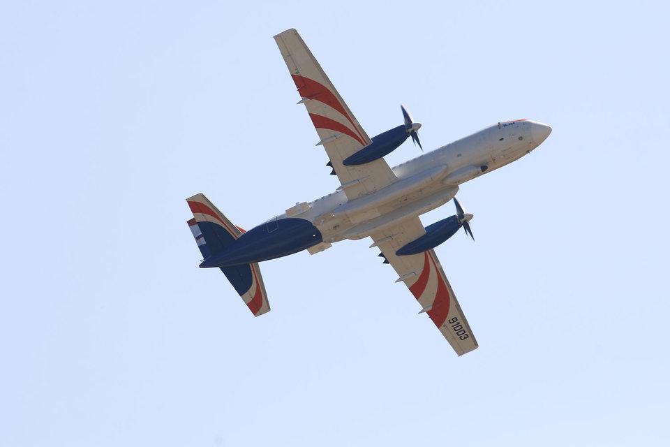 Государственный холдинг «Роснефтегаз» выделил десятки миллиардов рублей на модернизацию регионального самолета Ил-114