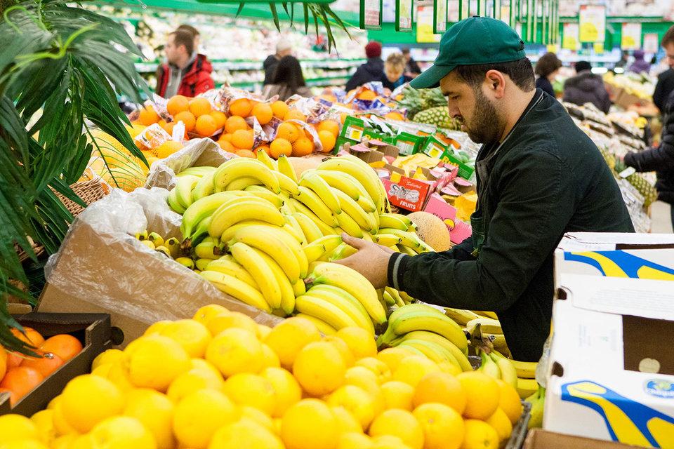 Большая тройка торговых сетей занимает уже меньше 50% петербургского продовольственного рынка