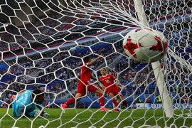 Со счетом 2:0 победила сборная России