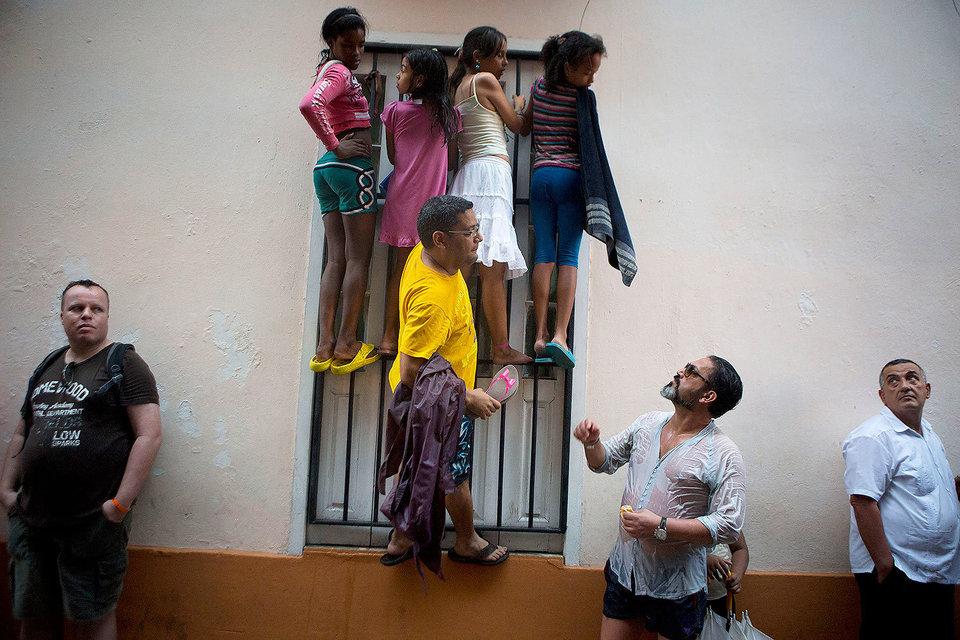 Об ужесточении политики в отношении Кубы Трамп объявил в пятницу