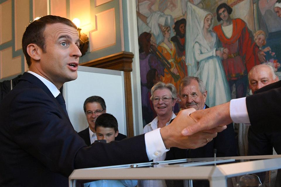 Приоритет Макрона – реформа рынка труда, предполагающая беспрецедентную для Франции децентрализацию трудовых отношений