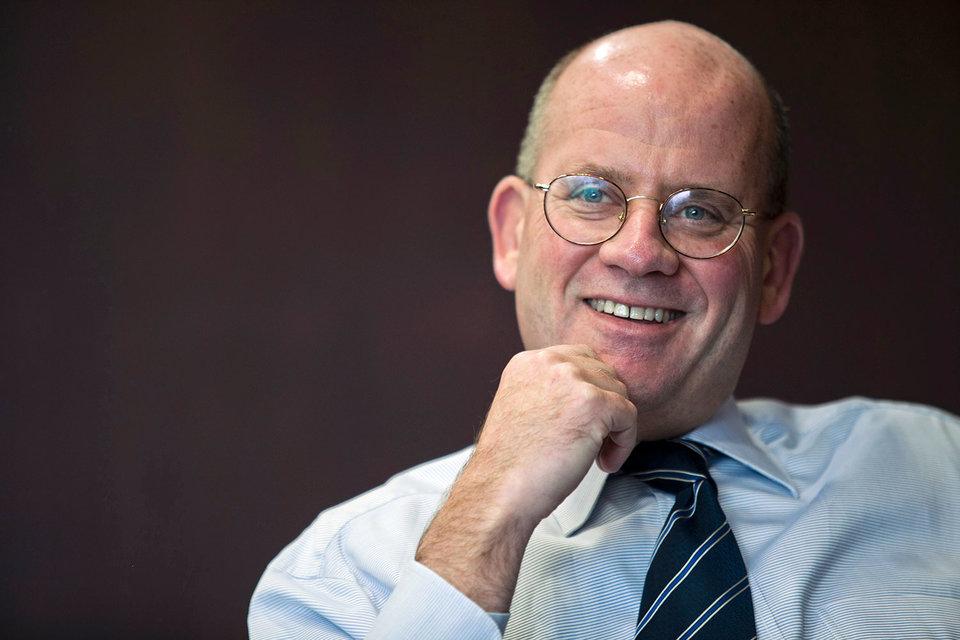 Джон Флэннери, будущий гендиректор и председатель правления General Electric (GE)