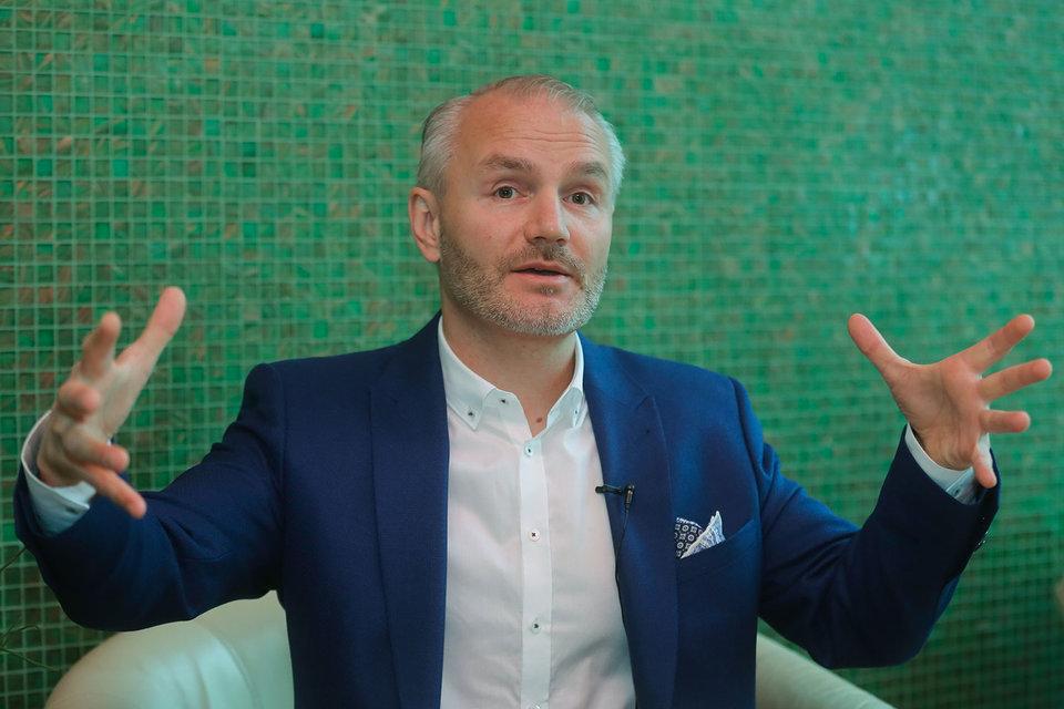 Гендиректор сети World Class Николай Прянишников