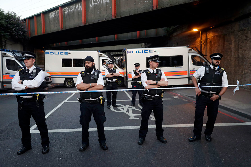 Cледствие ведет антитеррористический отдел полиции