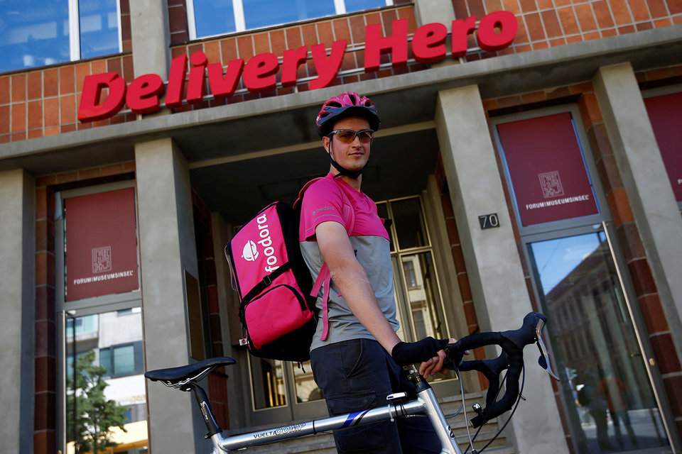 Сервис доставки еды Delivery Hero проведет IPO на $1 млрд