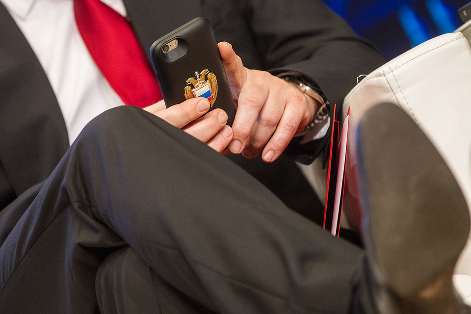 Правительство одобрило законопроект о мессенджерах