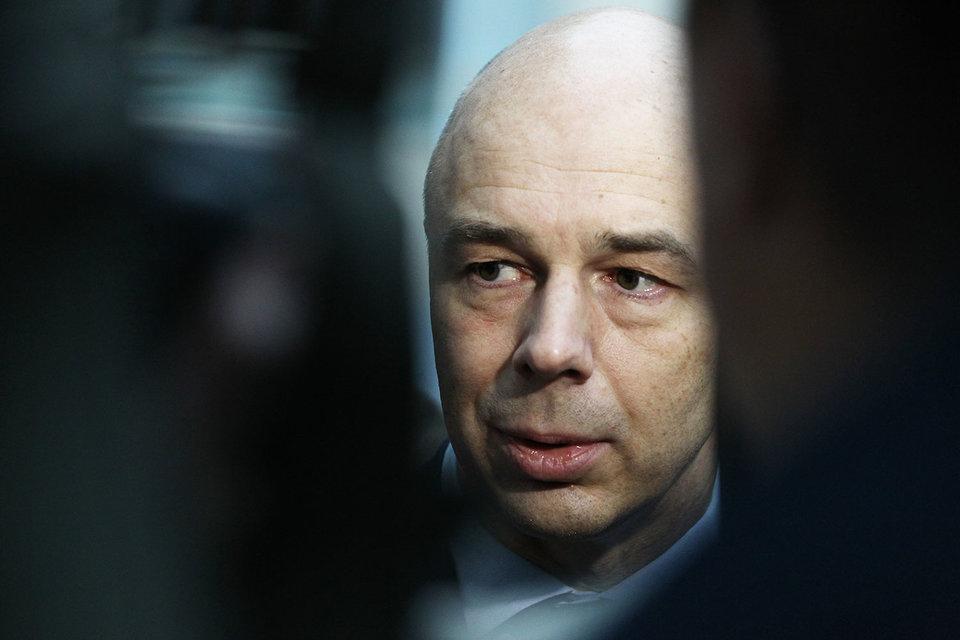 Министр финансов Антон Силуанов увидел свет для размещения