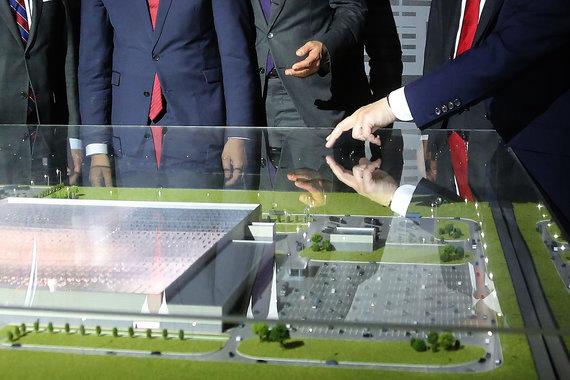 Daimler и его партнеры могут получить еще 100 га земли в Подмосковье