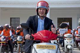 С поста гендиректора Uber уходит основатель компании Трэвис Каланик