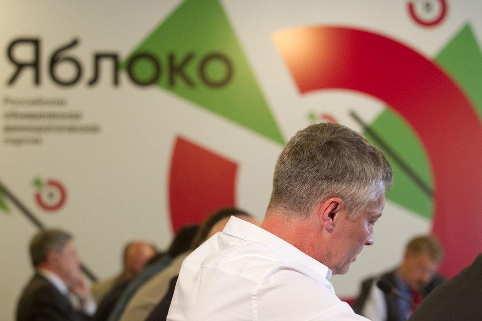 «Яблоко» выдвинуло Ройзмана кандидатом в губернаторы Свердловской области