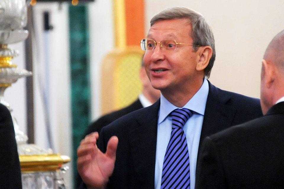Основной акционер АФК «Система» Владимир Евтушенков
