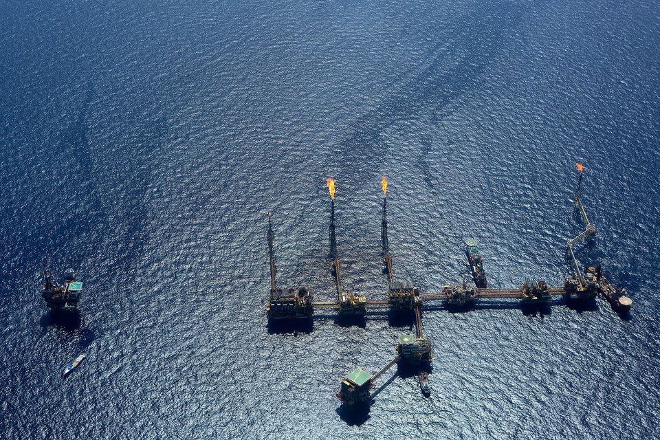 Всего на тендер было выставлено 15 нефтяных блоков на мелководье Мексиканского залива