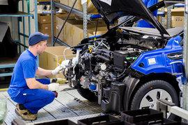 Больше половины выпуска автомобилей в Петербурге обеспечивает Hyundai