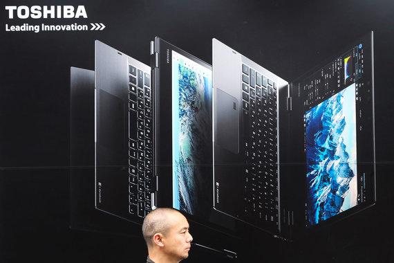 Toshiba хочет продать производство чипов памяти консорциуму с японским фондом INCJ